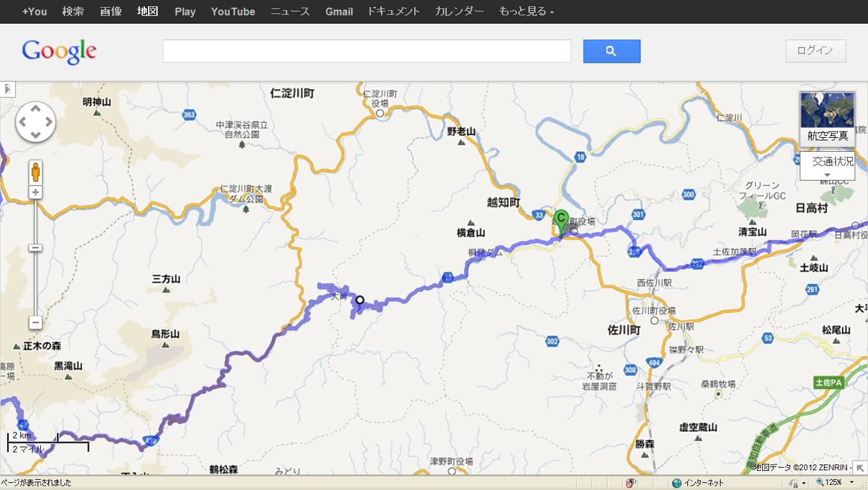 地図県道18