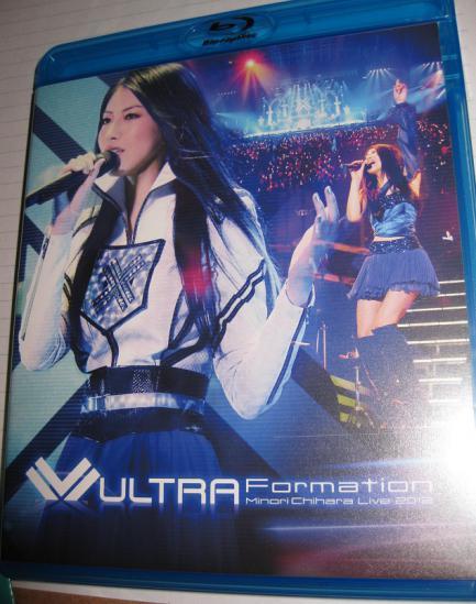Minori Chihara Live 2012 ULTRA-Formation