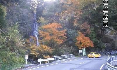 常光寺の滝