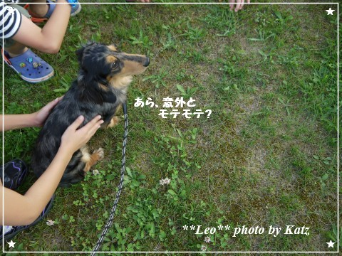 20120825(夕) Leo (6)