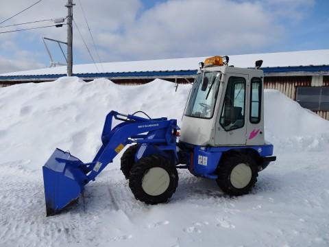 除雪中 (2)