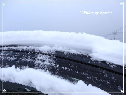 ロータリー除雪 (1)