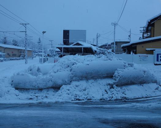 大着雪の朝に (3)