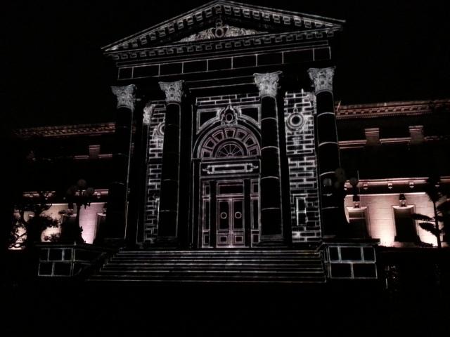 OSAKA 光のルネサンス2012 シャイニング・アートウォール4