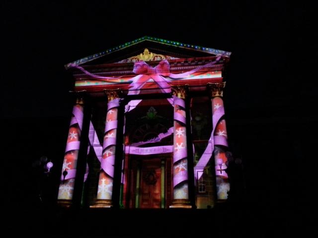 OSAKA 光のルネサンス2012 シャイニング・アートウォール7