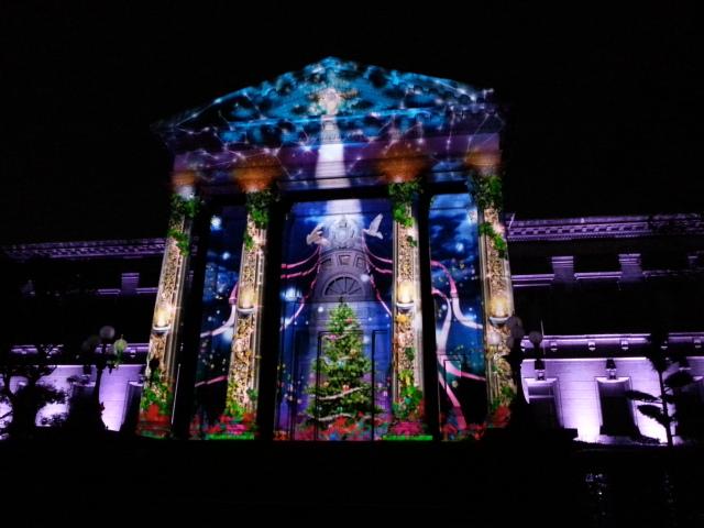 OSAKA 光のルネサンス2012 シャイニング・アートウォール8