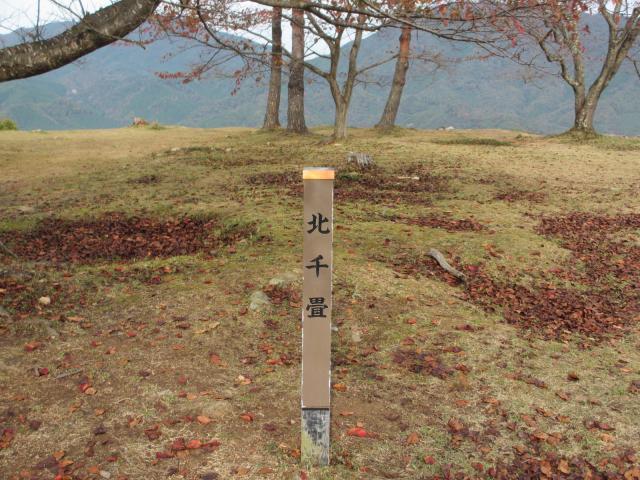 竹田城跡2(北千畳)