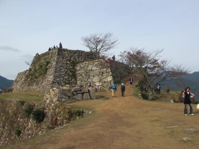 竹田城跡7