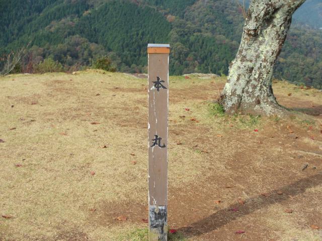 竹田城跡8(本丸)