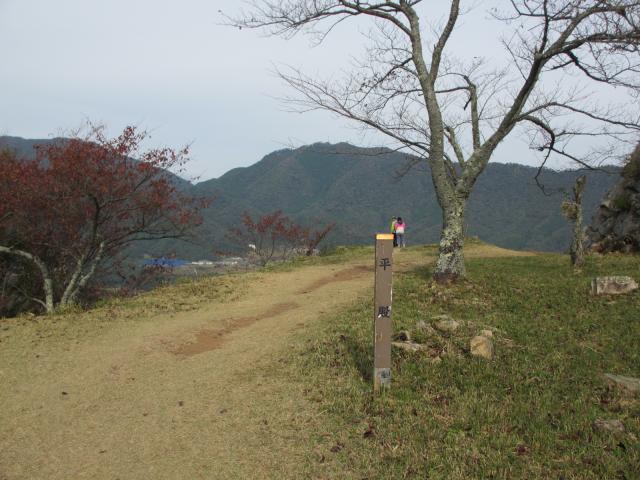 竹田城跡12(平殿)