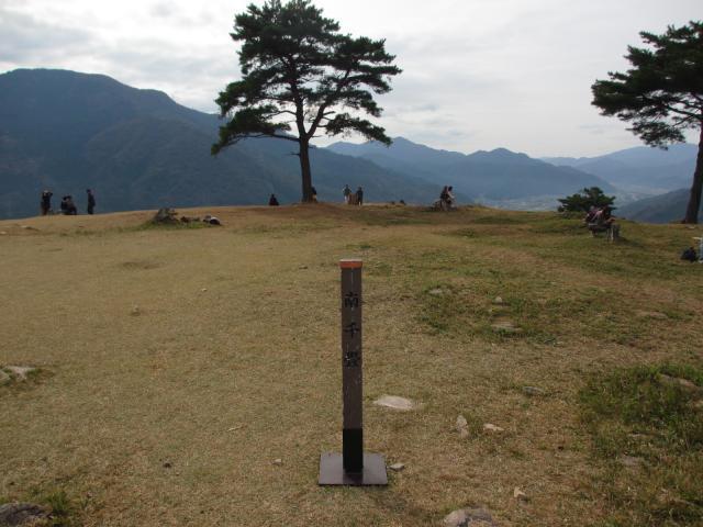 竹田城跡15(南千畳)