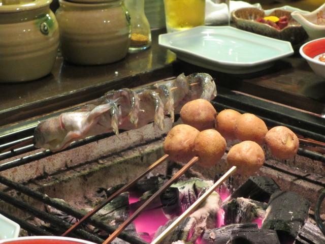 不動温泉 華菱 夕食14