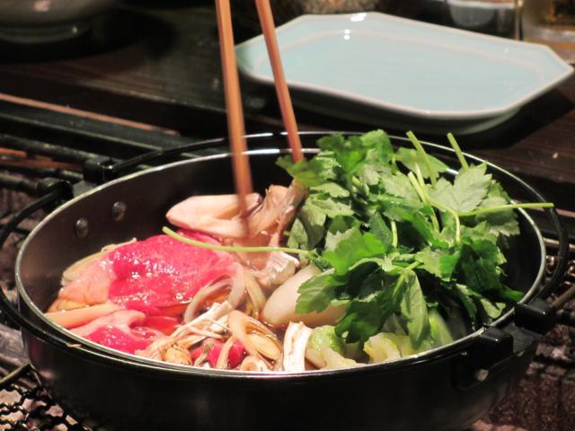 不動温泉 華菱 夕食9