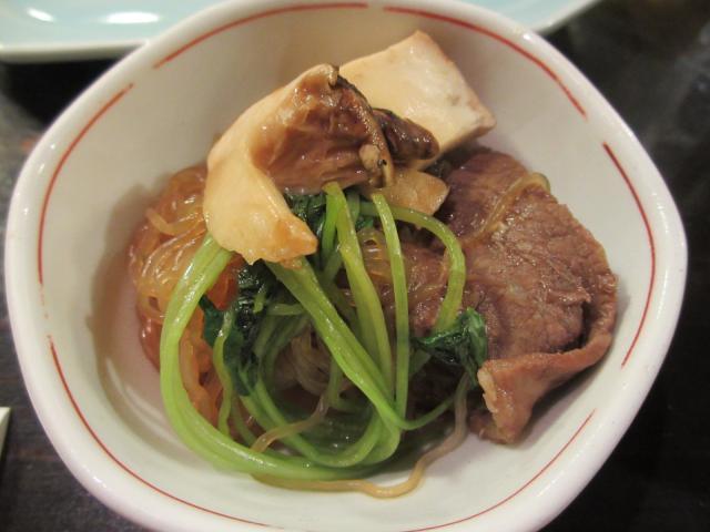 不動温泉 華菱 夕食16