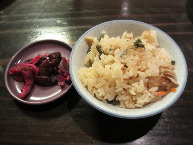 不動温泉 華菱 夕食19