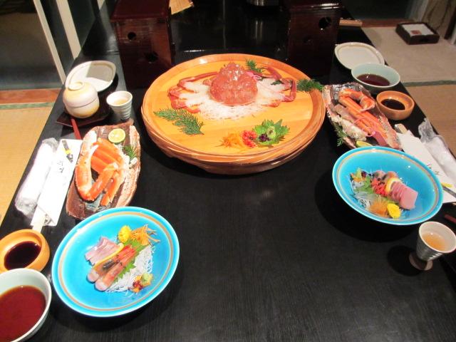 夕庵 夕食2