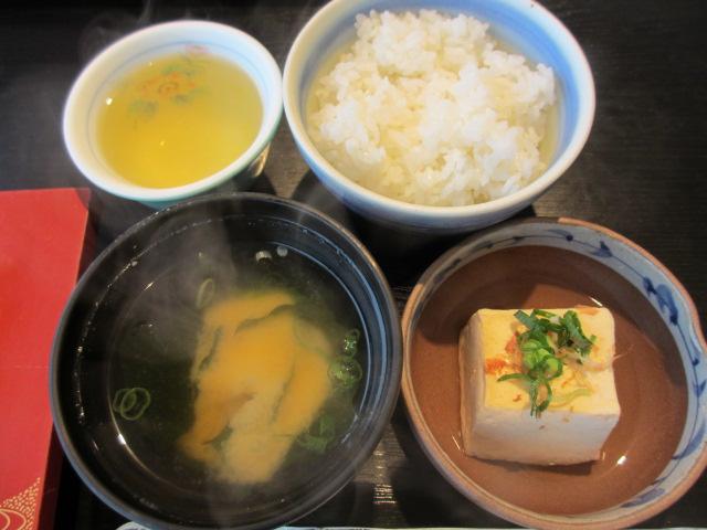 夕庵 朝食3