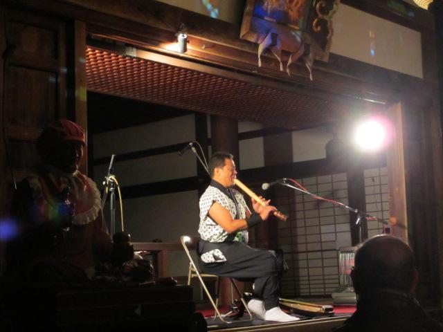 嵐山花灯路2012 法輪寺5