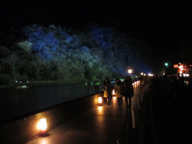 嵐山花灯路2012-7