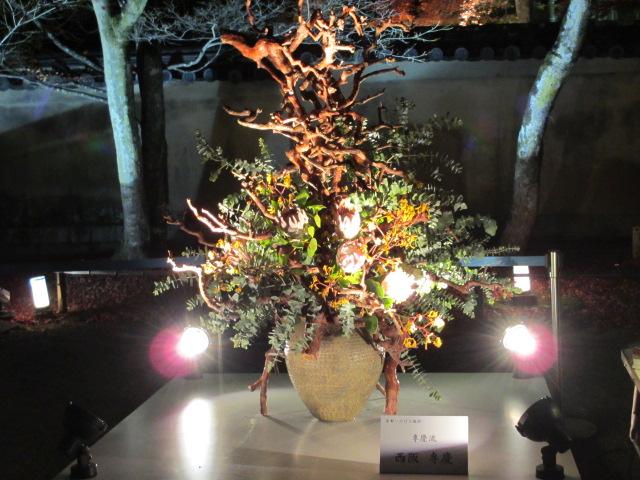 嵐山花灯路2012-10