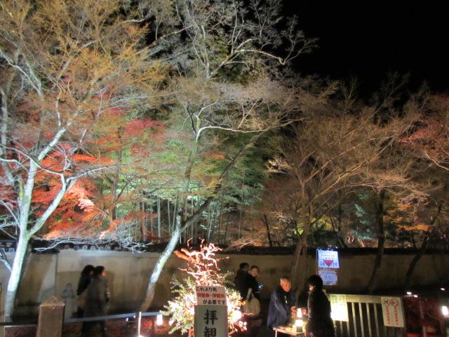 嵐山花灯路2012-9