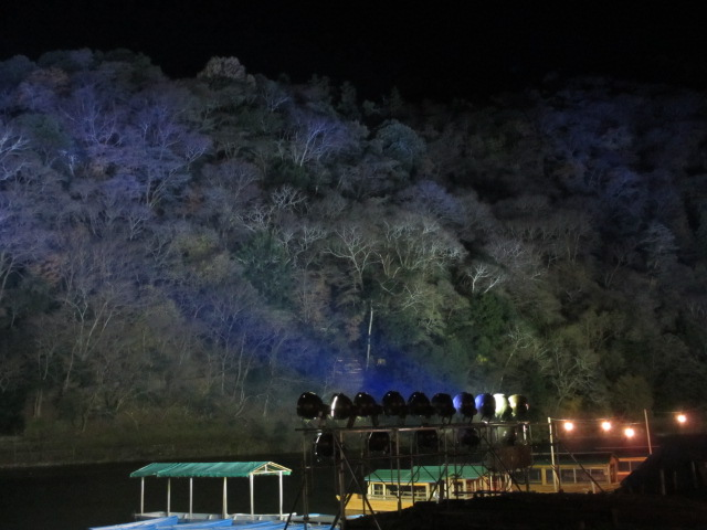 嵐山花灯路2012-12