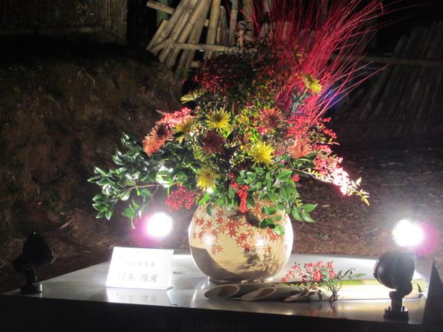 嵐山花灯路2012 竹林の小径5