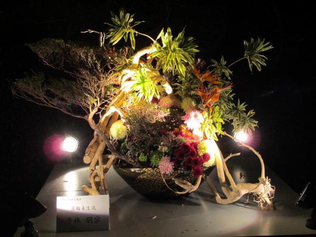 嵐山花灯路2012 竹林の小径7