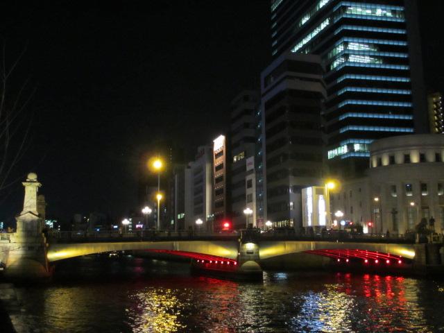 OSAKA 光のルネサンス2012 東会場へ2