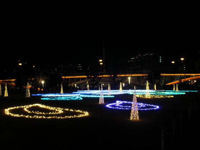 OSAKA 光のルネサンス2012 東会場 水ものがたり1