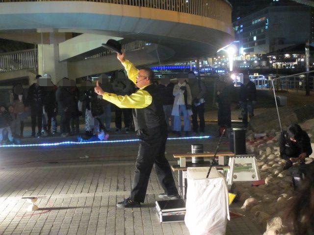 OSAKA 光のルネサンス2012 東会場 大道芸
