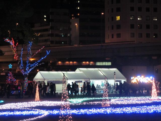 OSAKA 光のルネサンス2012 水ものがたり3