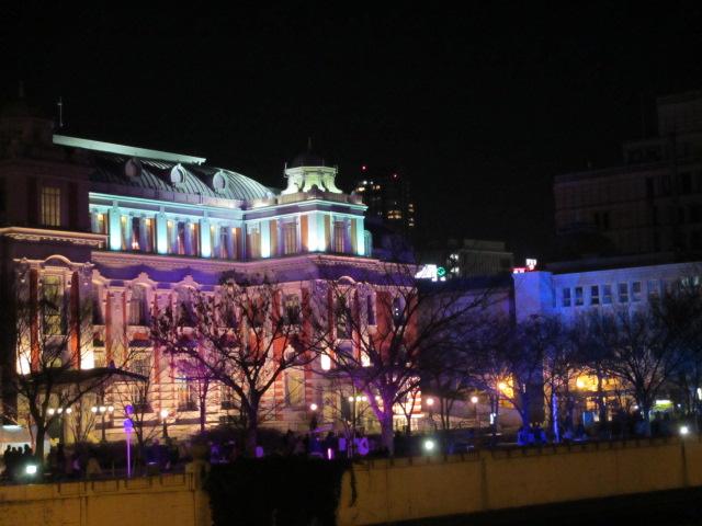 OSAKA 光のルネサンス2012 大阪市中央公会堂