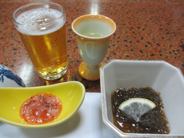 日間賀島 年末年始 食事3