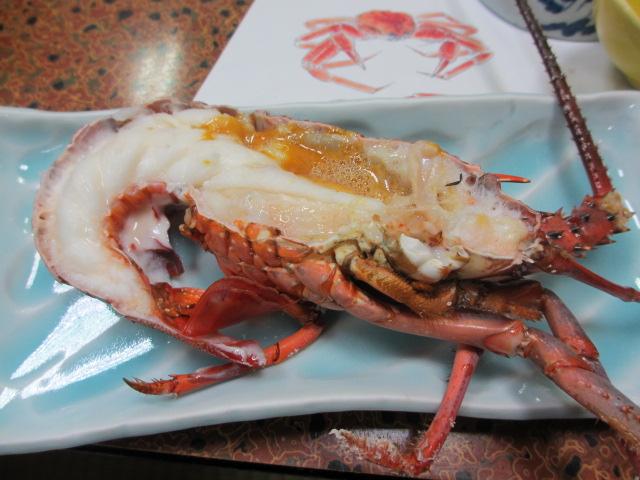 日間賀島 年末年始 食事14