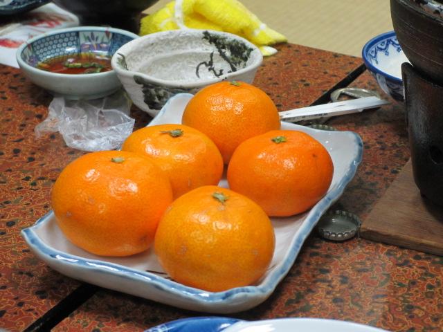 日間賀島 年末年始 食事19