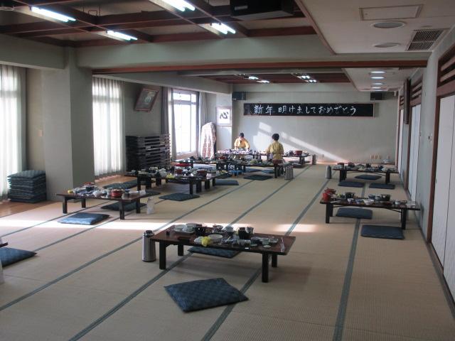 日間賀島 年末年始旅行9