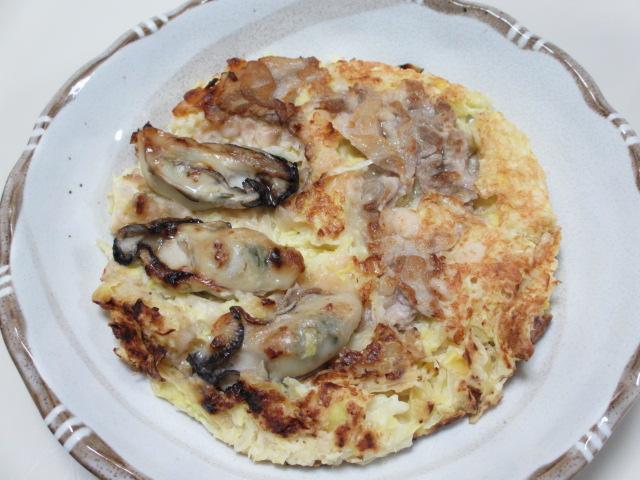 相生 牡蠣祭り むき身料理1
