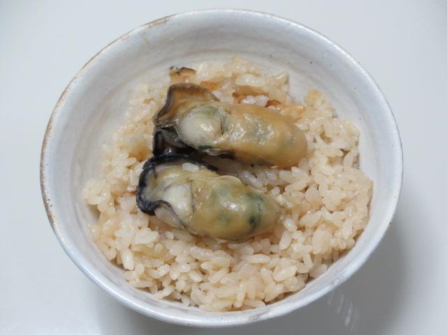 相生 牡蠣祭り むき身料理3