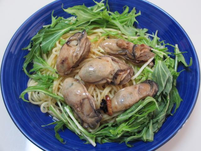 相生 牡蠣祭り むき身料理5
