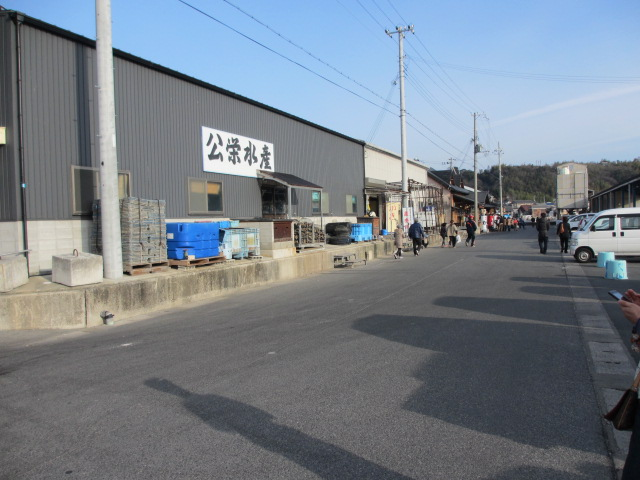 室津2013 道