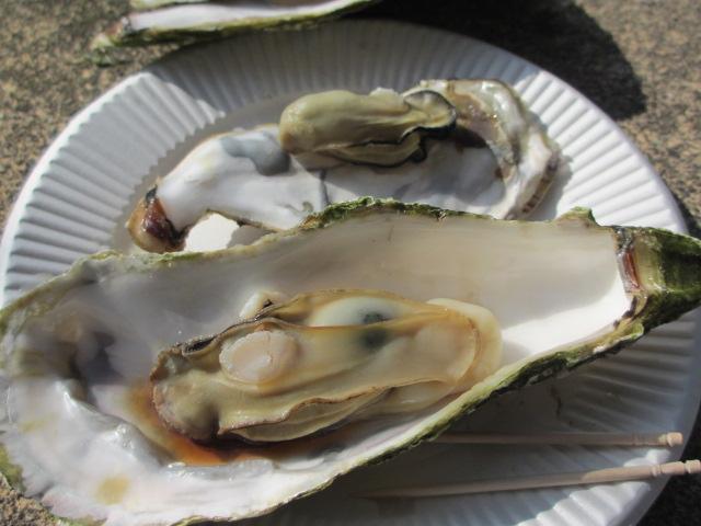 広島観光と宮島かき祭りの旅 宮島かき祭り 牡蠣