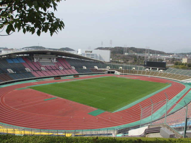 神戸総合運動公園8
