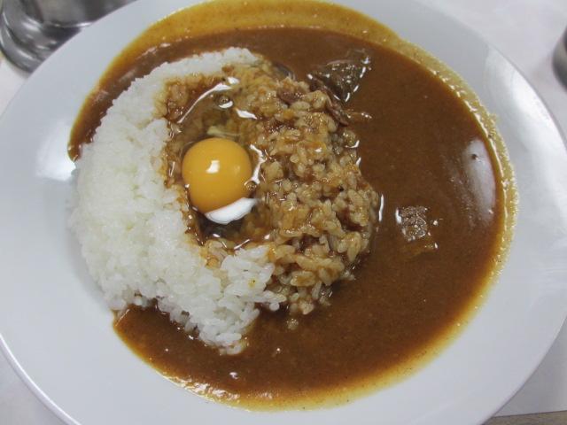 大阪難波 自由軒 難波本店 別カレーライス