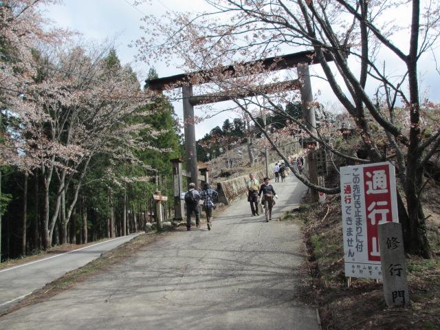 吉野水分神社~義経の隠れ塔9