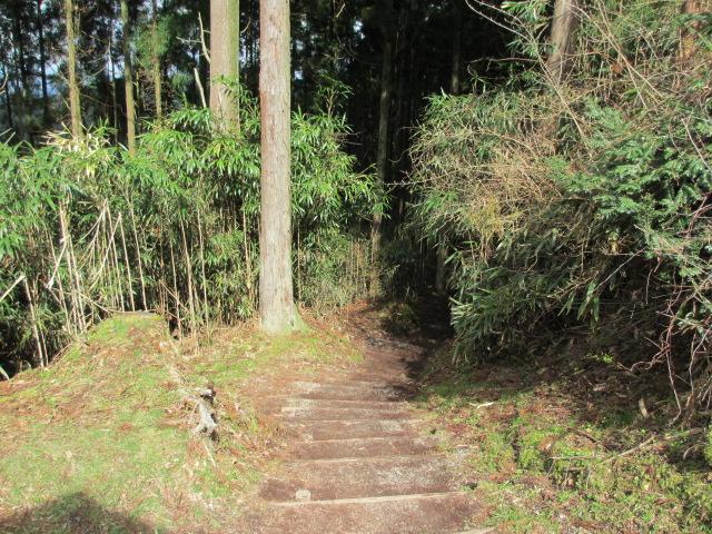 吉野水分神社~義経の隠れ塔(義経の隠れ塔)3
