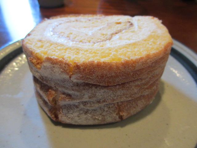 じょっぴんや(その2) 米粉のロールケーキ3