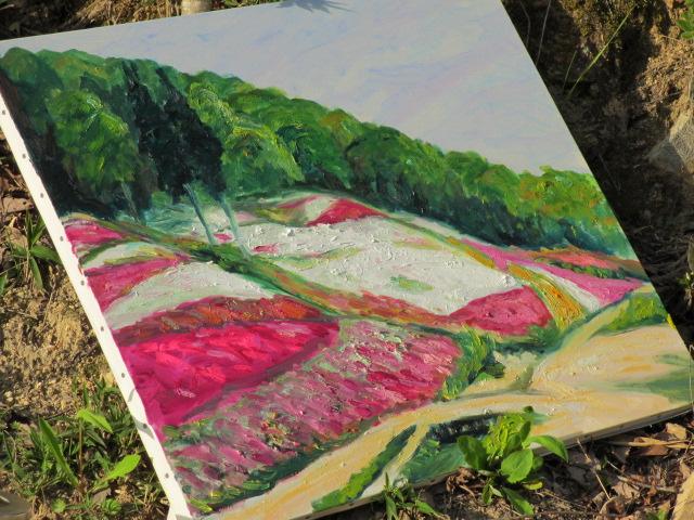 芝桜の小道(昼)42