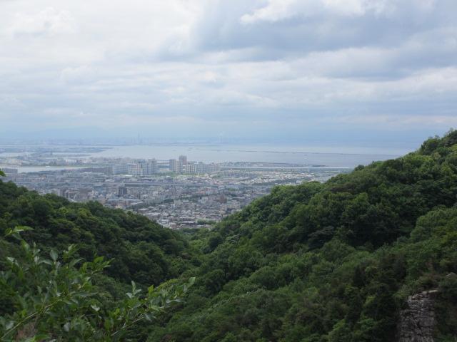 六甲山2012春(その1 芦屋川駅~風吹岩編) ロックガーデン12