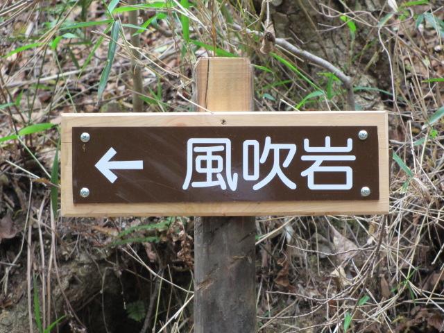 六甲山2012春(その1 芦屋川駅~風吹岩編) 風吹岩まで8